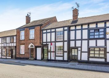 Thumbnail 3 bed terraced house for sale in Welsh Row, Nantwich, Cheshire, Staffs