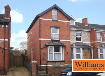 Thumbnail 3 bed terraced house for sale in Stanhope Street, Hereford