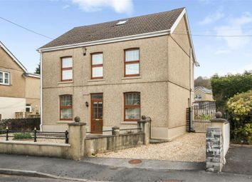 Thumbnail 3 bed detached house for sale in Folland Road, Garnant, Ammanford, Carmarthenshire