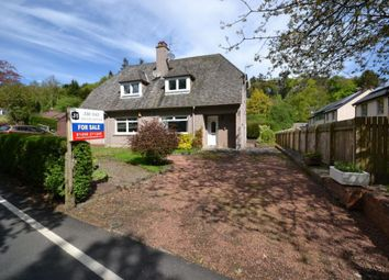 Thumbnail 2 bed semi-detached house for sale in 1, Wilton Park Road Hawick