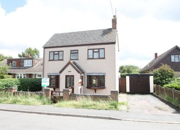 Thumbnail 4 bedroom detached house for sale in Birchley Heath Road, Birchley Heath, Nuneaton