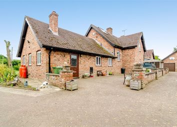 Thumbnail 4 bed detached house for sale in Hurn Road, Holbeach Hurn, Holbeach, Spalding, Lincolnshire