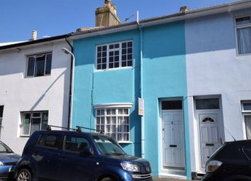 Thumbnail 3 bed terraced house for sale in Coleman Street, Hanover, Brighton