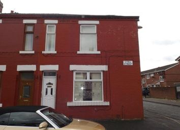 Thumbnail 4 bedroom end terrace house for sale in Cyril Street, Manchester, Greater Manchester, Uk