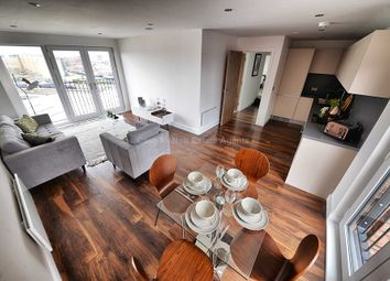 Thumbnail 3 bedroom flat to rent in Wilburn Basin, Ordsall Lane, Salford