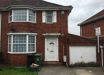 Thumbnail 3 bed semi-detached house to rent in St Johns Cresent, Bedminster, Bristol