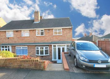 Thumbnail 2 bedroom semi-detached house to rent in Mill Road, Cradley Heath, West Midlands