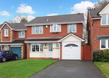 Thumbnail 4 bedroom property for sale in Reynards Coppice, Sutton Hill, Telford