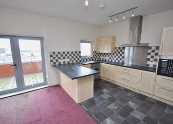 Thumbnail 2 bed flat to rent in 21 Biscop House, City Centre, Sunderland