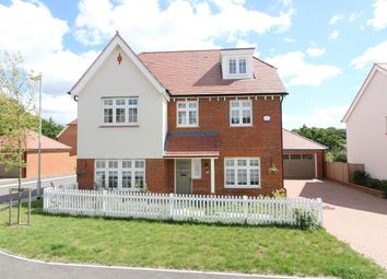 Thumbnail 5 bed detached house for sale in Lancaster Close, Hamstreet