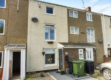 Thumbnail 3 bed terraced house for sale in Walpole Bank, Walpole St. Andrew, Wisbech