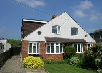 Thumbnail 4 bed semi-detached house for sale in Broad Road, Eastbourne