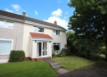Thumbnail 4 bed end terrace house for sale in Quebec Drive, Westwood, East Kilbride