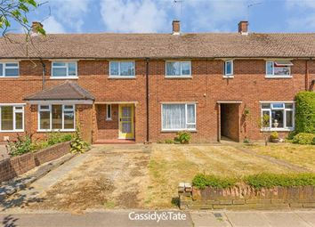 Thumbnail 3 bed terraced house for sale in Flint Way, St Albans, Hertfordshire