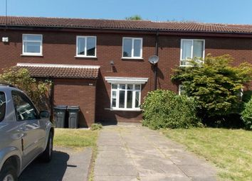 Thumbnail 3 bedroom terraced house to rent in Hales Gardens, Erdington, Birmingham