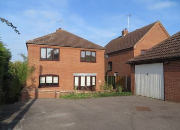 Thumbnail 4 bedroom detached house for sale in Old Station Road, Halesworth