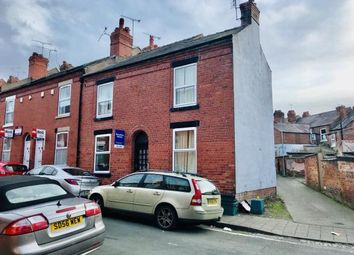 Thumbnail 5 bed end terrace house for sale in Leonard Street, Chester, Cheshire