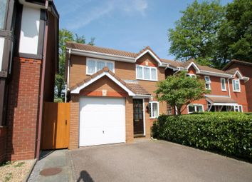 Thumbnail 3 bed detached house to rent in Alexandra Gardens, Knaphill, Woking