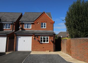 Thumbnail 4 bedroom detached house for sale in Grovely Close, Peatmoor, Swindon