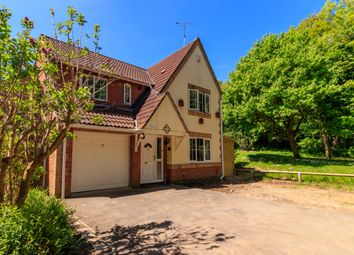 Thumbnail 4 bed detached house for sale in Shelley Close, Yeovil