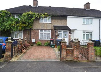 Thumbnail 3 bed terraced house for sale in Charter Road, Norbiton, Kingston Upon Thames