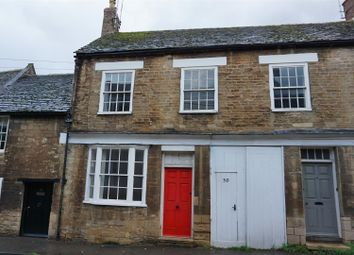 Thumbnail 3 bed cottage to rent in North Street, Oundle, Peterborough