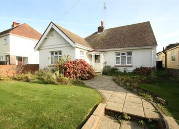 Thumbnail 3 bed detached bungalow for sale in Stone Lane, Worthing, West Sussex