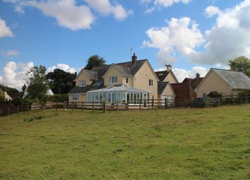 Thumbnail 4 bed detached house for sale in Wood Street, Milverton, Taunton
