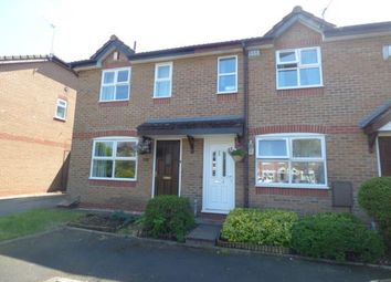 Thumbnail 2 bed terraced house for sale in Honeysuckle Close, Manchester