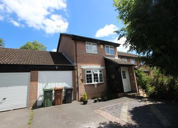 3 bed link-detached house for sale in Bossington Close, Rownhams, Southampton SO16