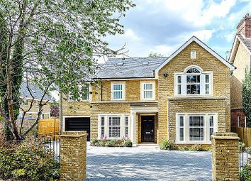 Thumbnail 6 bed detached house to rent in Milbourne Lane, Esher