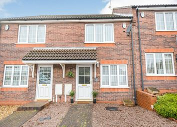 2 bed terraced house for sale in Blackfriars Court, Lincoln, Lincolnshire LN2