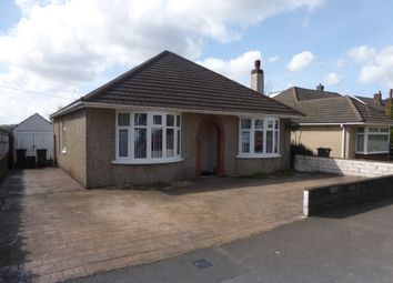 Thumbnail 3 bed detached bungalow for sale in Ball Road, Llanrumney, Cardiff