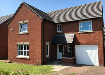 Thumbnail 4 bed detached house for sale in Jeanette Stewart Drive, Newtongrange