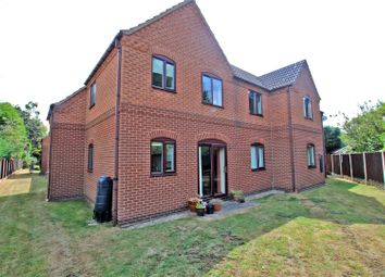 Thumbnail 2 bed maisonette to rent in St. Johns Court, Carlton, Nottingham