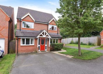 Thumbnail 4 bedroom property for sale in Aris Way, Buckingham