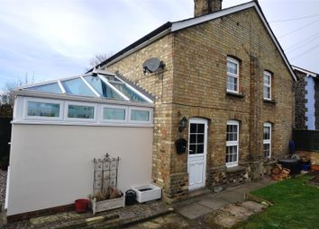 Thumbnail 3 bedroom property to rent in Station Road, Odsey, Baldock