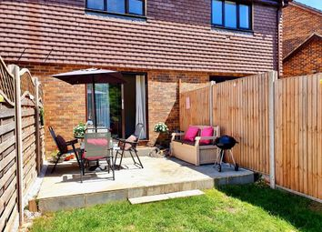 Thumbnail 2 bed terraced house for sale in Teazlewood Park, Oxshott Road, Leatherhead, Surrey