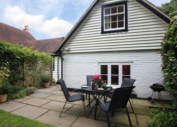 Thumbnail 1 bed cottage to rent in Major Yorks Road, Tunbridge Wells