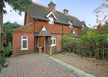 Thumbnail 2 bed end terrace house to rent in Lingfield Road, East Grinstead