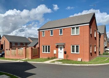 Thumbnail 3 bed detached house for sale in Henard Close, Kingsthorpe, Northampton
