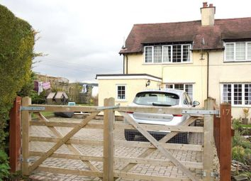 Thumbnail 3 bed semi-detached house for sale in Knox Road, Brockhollands, Lydney