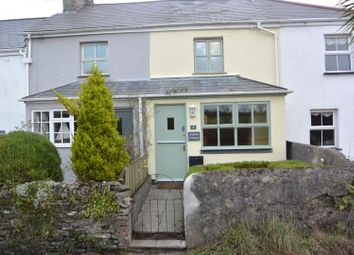 Thumbnail 2 bed terraced house to rent in Newtown, Fowey