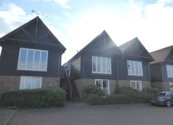 Thumbnail 2 bedroom flat to rent in Millers Court, Borstal Hill, Seasalter, Whitstable