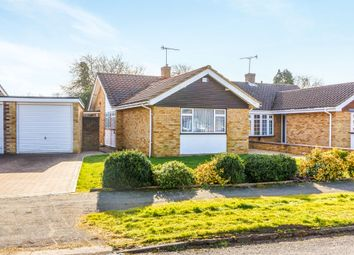 Thumbnail Semi-detached bungalow for sale in Forefield, Chiswell Green, St.Albans