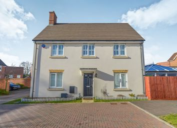 Thumbnail 3 bed detached house for sale in Wright Close, Bushey