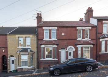 Thumbnail 3 bed terraced house for sale in Burton Avenue, Doncaster