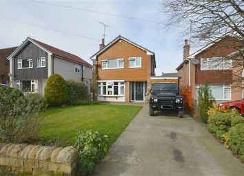 Thumbnail 3 bed detached house for sale in Deerlands Road, Wingerworth, Chesterfield, Derbyshire
