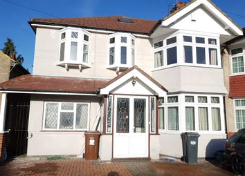 Thumbnail 3 bed flat to rent in Broad Walk, Hounslow