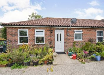 Thumbnail 2 bed terraced bungalow for sale in Park Road, Cromer